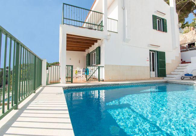 Apartamento en Cala Galdana - Casa Cris (Ses Alzines)