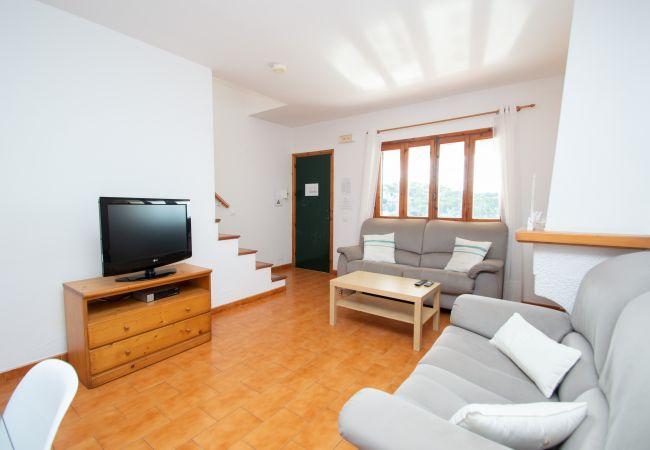 Apartamento en Cala Galdana - Casa David (Ses Alzines)