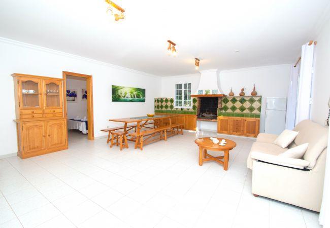 Chalet en Cala Galdana - Casa Playa (1 minuto de la playa de Cala Galdana)