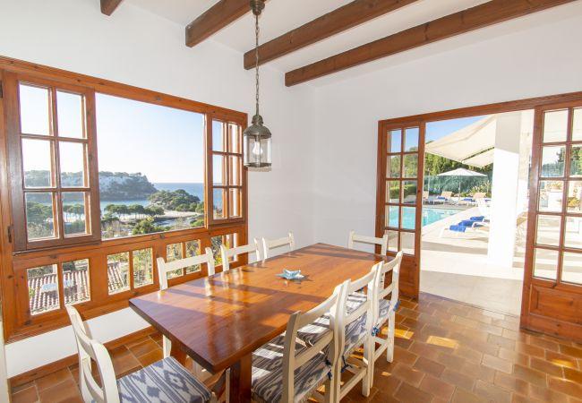 Villa en Cala Galdana - Villa Bella Vista