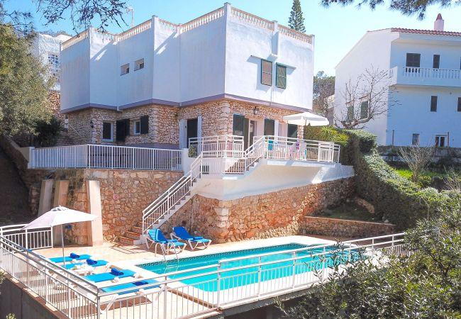 Villa en Cala Galdana - Villa Alzina