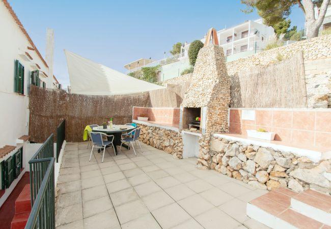 Ferienwohnung in Cala Galdana - Casa Cris (Ses Alzines)