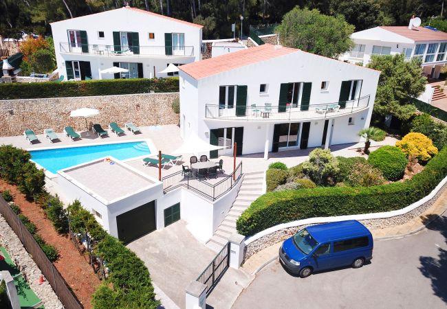 Villa in Cala Galdana - Villa Violeta