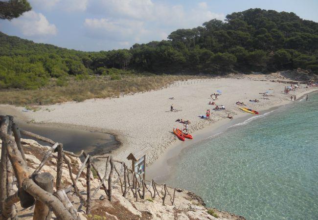 Ferienwohnung in Cala Galdana - Miramar