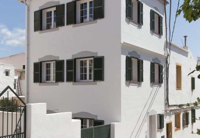 Ferienhaus in Ferreries - Preciosa casa en el centro de Menorca (Casa Maria)