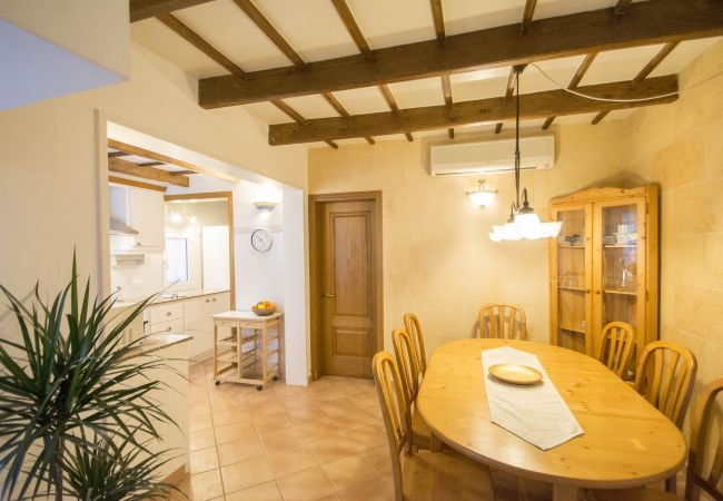 House in Ferreries - Preciosa casa en el centro de Menorca (Casa Maria)